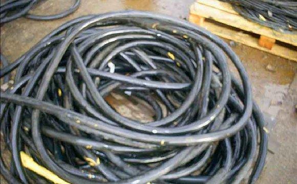 эксплуатации крана кабель