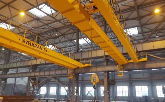 Мостовой кран VELKRAN 5 тонн