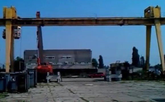 ремонта козловых кранов